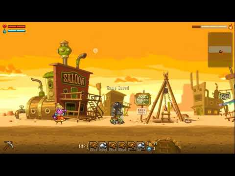 Let's Play Steamworld Dig - 04 - Ore Management  