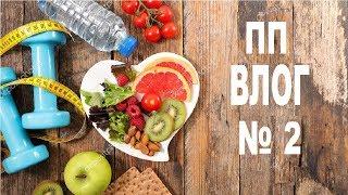 Рацион питания 2 Фитнес Марафон Снегурочка