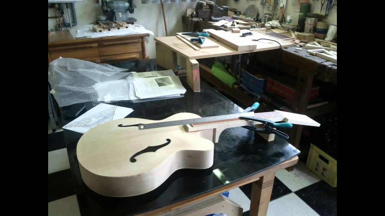 Guitar archtop making pdf an