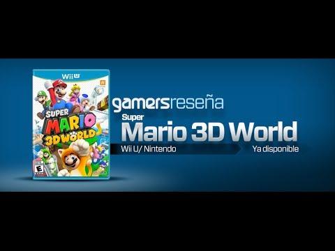 Reseña - Super Mario 3D World