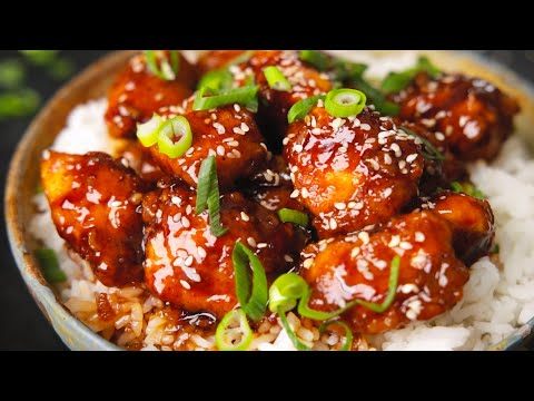 This Crispy Sesame Chicken is #1 on our site!