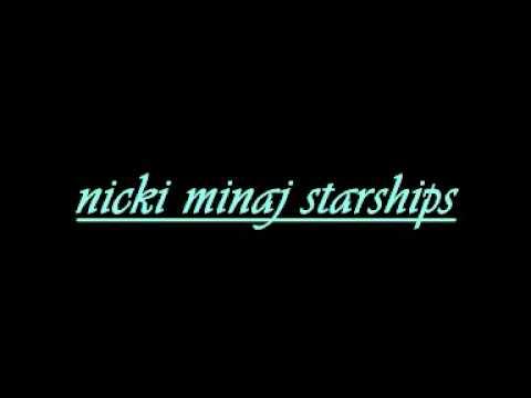 nicki minaj starships + download
