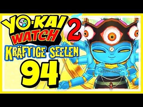 YO-KAI WATCH 2: KRÄFTIGE SEELEN # 94 👻 Final Boss Garna übertreibt maßlos! [ENDE | HD60]