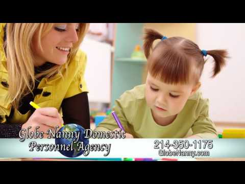 Globe Nanny Domestic Personnel Agency | Child &  Elderly Care & Companions | Plano, TX