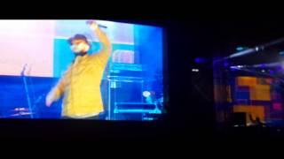 Тимати feat. Рекорд Оркестр - Баклажан @Альмтьевск LIVE 13.09.2015