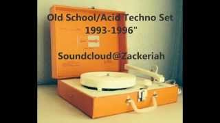 Oldskool Acid Techno Set 1993-1996""