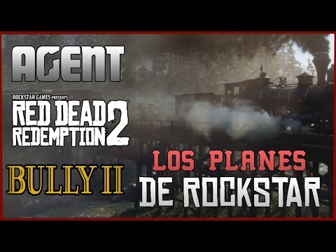 Red Dead Redemption 2 En Español-LOS PLANES DE ROCKSTAR-Agent