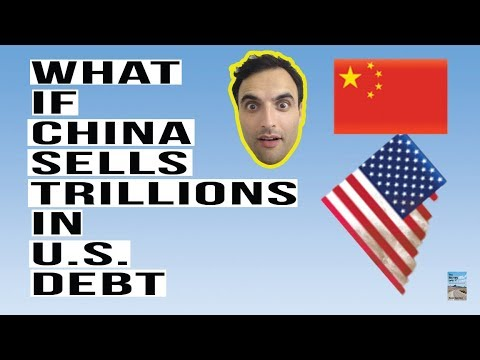What If China Sold Trillions In U.S. Debt? Bond Market Turmo