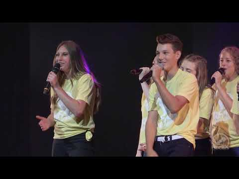 Never Gonna Let You Down – Colbie Caillat | ReMix Vocal Academy 2018 | Yellow Team Session B