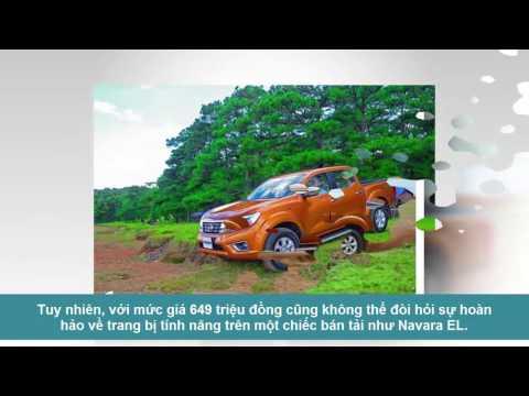 Lên đại ngàn phố núi cùng Nissan NP300 Navara EL   Xe và Đời sống   Nissan 3S HCM   Nissan Miền Tây