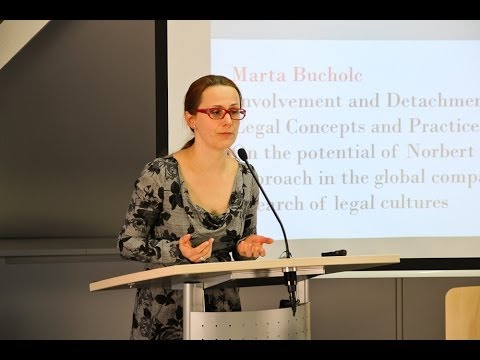 Marta Bucholc - Involvement and Detachment in Legal Concepts