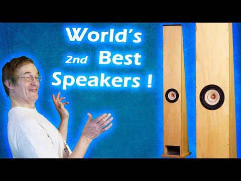 World's Second Best Speakers!