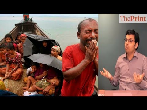 Rohingya Muslim Crisis - All You Need To Know About Rohingya Muslim - Are Rohingya Threat To India?