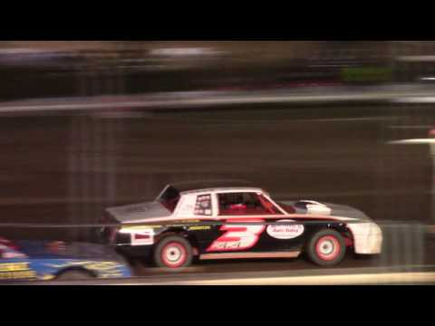Hummingbird Speedway (6-18-16): Pure Stock Feature