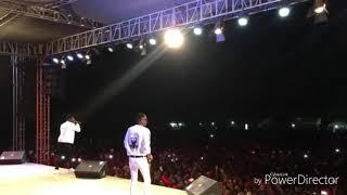 Balaa la jux na Ben Paul kwenye FIESTA Kigoma