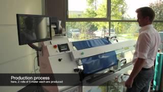 3 - UA1650 Rewinding Machine - Roll Mode.mov