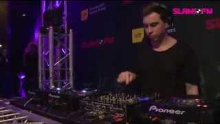 Hardwell live from ADE (DJ-set) | SLAM!FM