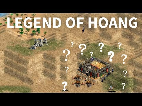AoE2 - The Legend of Hoang!