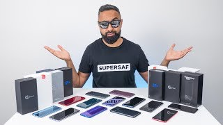 Top 5 BEST Smartphones of 2018 (Mid Year)