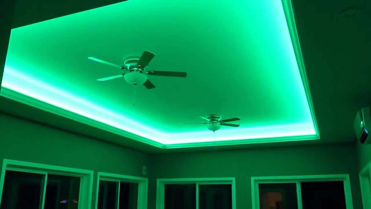 Light N Shine Led Ceiling Strip Lighting Magical