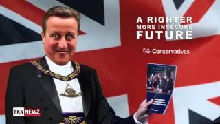 David Cameron Manifesto Speech - FKN Newz