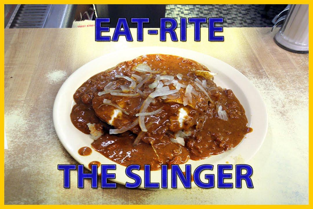 Eat Rite Diner The Slinger Greasy Spoon St Louis Landmark On Route 66