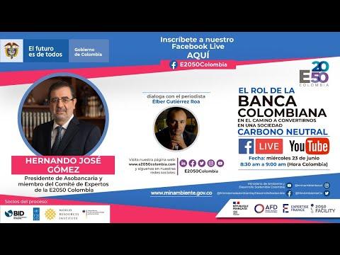 EL ROL DE LA BANCA COLOMBIANA EN EL CAMINO A CONVERTIRNOS EN UNA SOCIEDAD CARBONO NEUTRAL