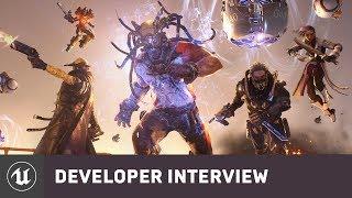 LawBreakers by Boss Key Productions   E3 2017 Developer Interview   Unreal Engine