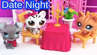LPS Mommies Date Night Part 57 Littlest Pet Shop Series Video Movie LPS Bobblehead Cats Cookieswirlc
