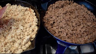 Bodybuilding Nutrition Tip: How to Accurately Weigh Cooked Meat