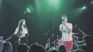 ZAYN - Dusk Till Dawn ft. Sia - Madison Beer & Conor Maynard LIVE (Iconic Surprise Performance)