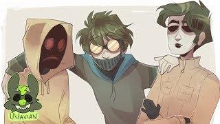 |SPEEDPAINT| Masky, Hoodie, Ticci Toby |FANART|