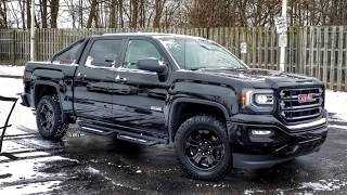 GMC Sierra All Terrain X 2016 Videos
