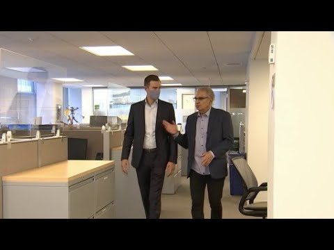 The Future of Office Work in New York City | NBC New York