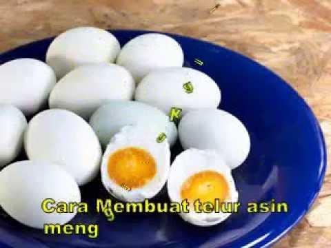 Top Cara Membuat telur asin menggunakan air garam YouTube