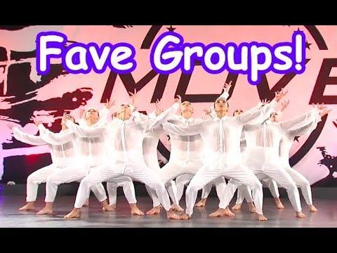 Top 30 Teen and Senior Dance Groups 2017 (CarmoDance Favorites)`