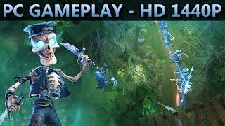 Hero Defense - Haunted Island | PC GAMEPLAY | HD 1440P