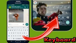 Gambar cover How to set wallpaper on keyboard