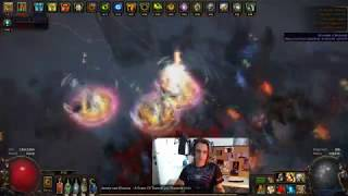 Static Strike Voidforge Raider in Delves & Uber Elder