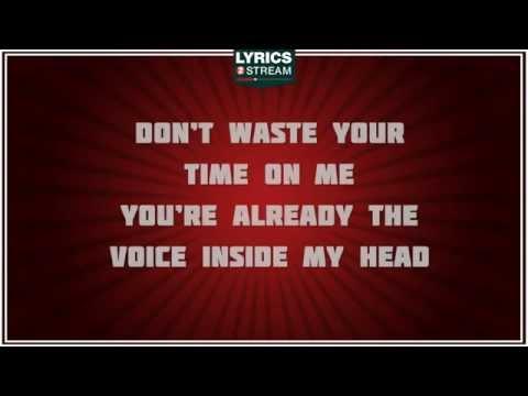 I Miss You - Blink 182 tribute - Lyrics