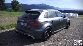 ABT RS3 - Intro and Test Drive - 430PS
