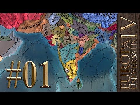 Vijayanagar to Hindustan #01 - Europa Universalis IV