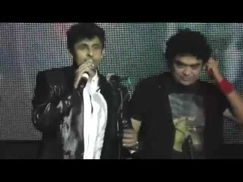 Sonu Nigam - Just Chill [Moscow, 10.08]