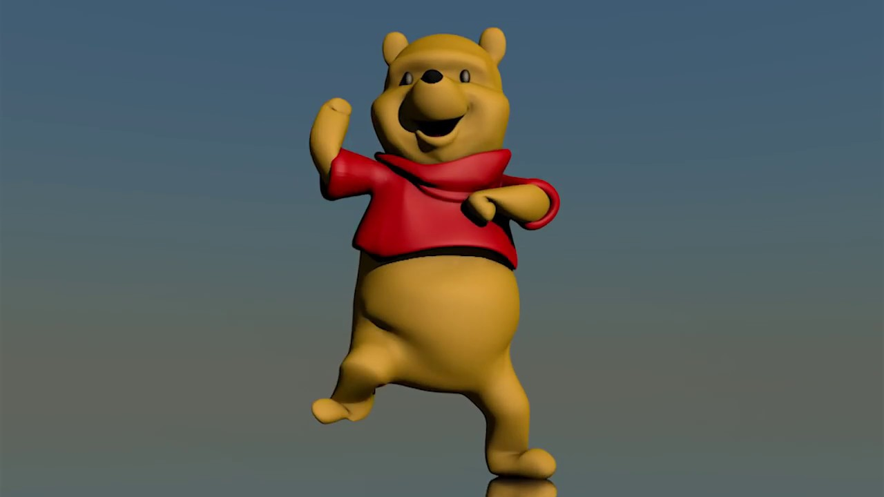 Winnie the pooh 3d meme dancing songs official gangnam style winnie the pooh 3d meme dancing songs official gangnam style remix youtube voltagebd Gallery
