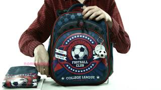 Школьный рюкзак Hummingbird TK17 Лига футбола