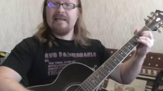 Песня под гитару - Далека дорога твоя