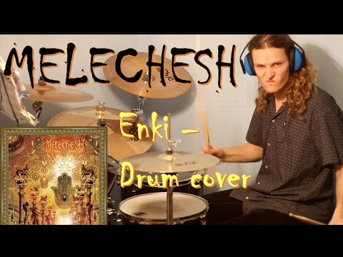 Melechesh - Multiple truths - drum cover with blast beat