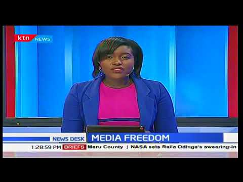 The media council of Kenya condemns the attack on the media from politicians