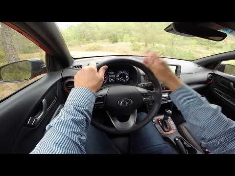 Hyundai Kona 1,6 4WD First Test offroad