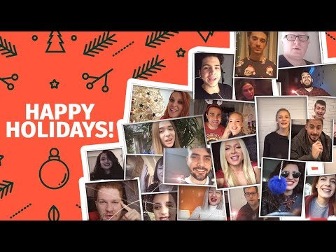Happy Holidays from our Digital Minds creators!